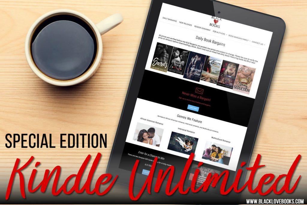 Kindle Unlimited | Black Love Books | BLB Bargains