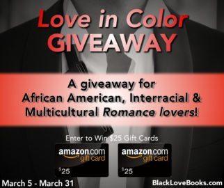 Love in Color Giveaway   Black Love Books   BLB Bargains