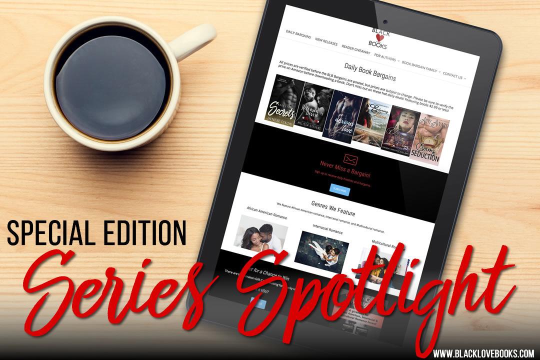 Series Spotlight | Black Love Books | BLB Bargains