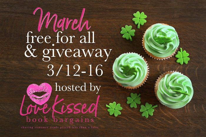 March FREE for All Giveaway | Black Love Books | BLB Bargains