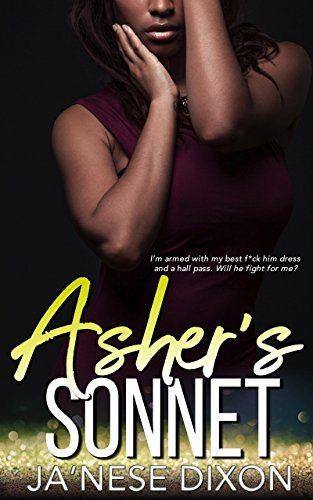 Asher's Sonnet | Ja'Nese Dixon | BlackLoveBooks.com