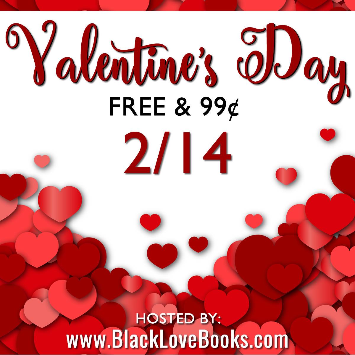 Valentine's Day   Black Love Books   BLB Bargains