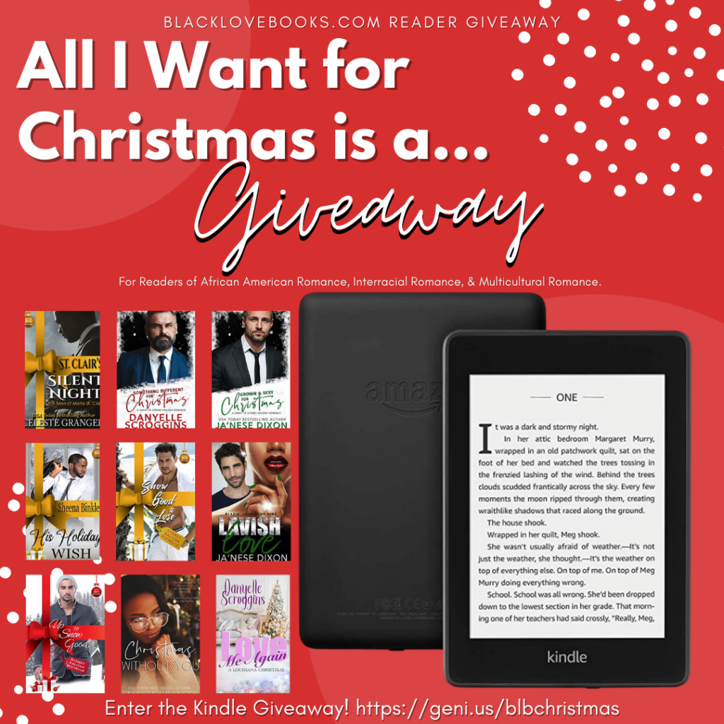 Black Love Books   Romance Reader   Christmas Giveaway